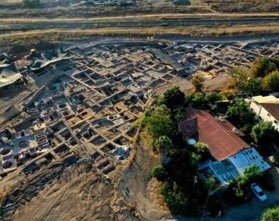 Insólito descubrimiento: hallan una gigantesca fábrica de vinos de hace 1,500 años en Israel