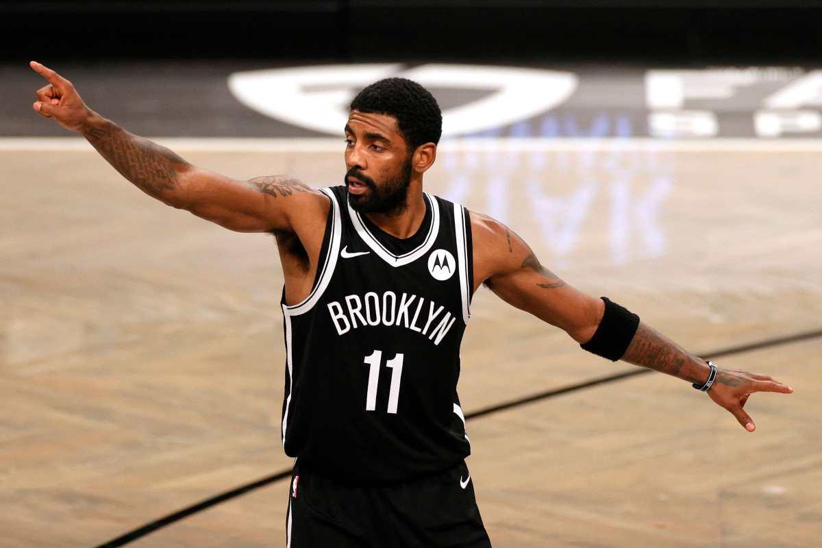 NBA: Kyrie Irving marginado por los Brooklyn Nets por rechazar la vacuna contra el covid-19