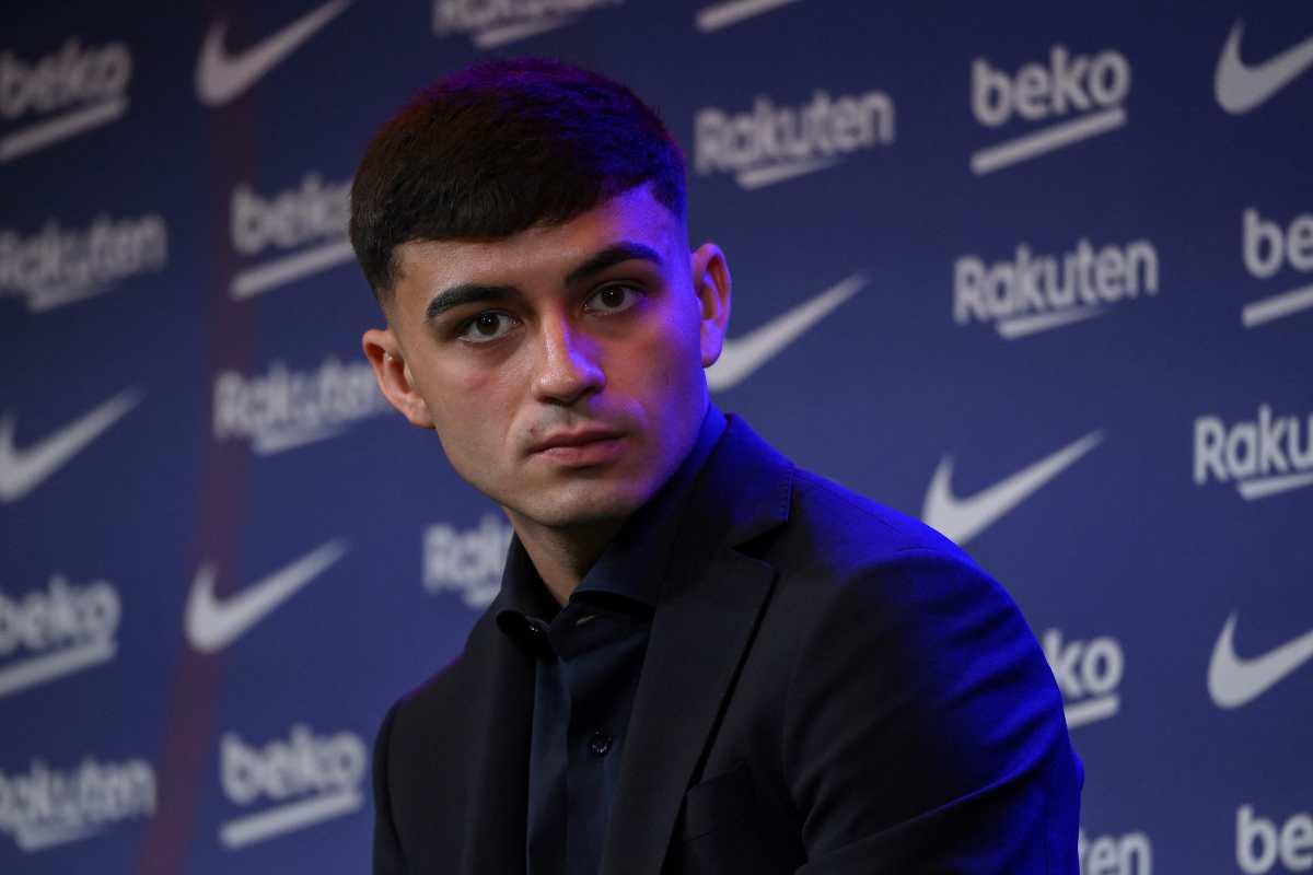 """Pedri: """"El Barcelona se va a levantar y va a conseguir grandes cosas"""""""