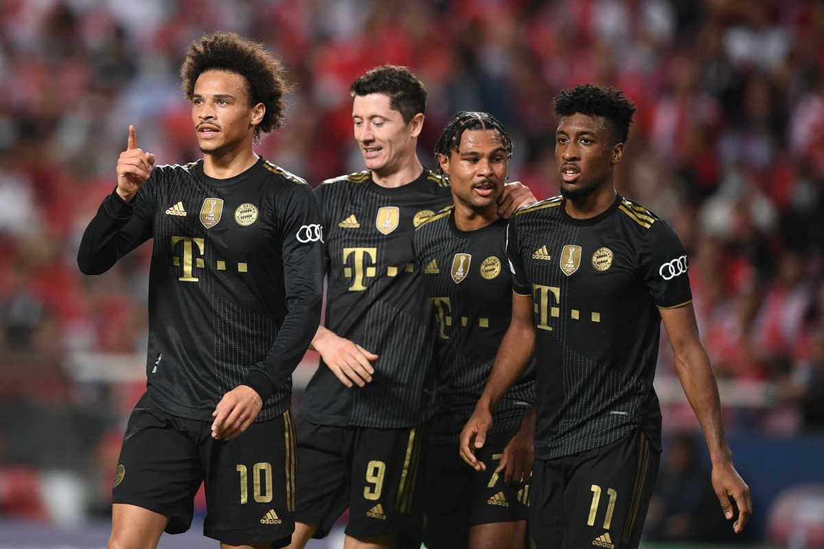 El Bayern Múnich sigue imparable y asegura el boleto a los octavos