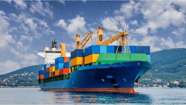 Costos de fletes marítimos continúan altos. (Foto Prensa Libre: Hemeroteca)