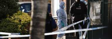 David Amess asesinado en Inglaterra