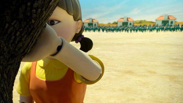 """""""El Juego del Calamar"""" continúa con un boom mundial. (Foto Prensa Libre: Netflix)"""
