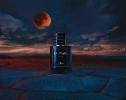 Sauvage Elixir es la nueva creación de Dior. Foto Prensa Libre: Cortesía