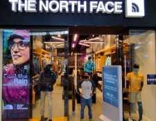 La cuarta tienda The North Face está ubicada en Pradera Concepción. Foto Prensa Libre: Cortesía
