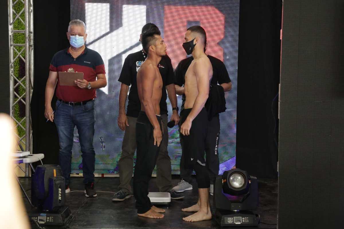 """La novena pelea de René """"Kampana"""" de León será en Panamá este 20 de octubre ante el canalero Edwin Opua"""