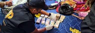 El lavado de dinero puede representar hasta US$2 mil 700 millones al año, reveló estudio del Global Financial Integrity (GFI). (Foto Prensa Libre: Cortesía MP)