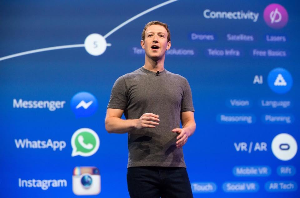 """""""Perdón por la interrupción"""": Mark Zuckerberg se disculpa por la caída de Facebook"""