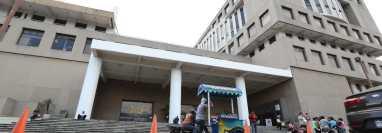 Sede del Ministerio Público, en la zona 1 de la Ciudad de Guatemala. (Foto Prensa Libre:)