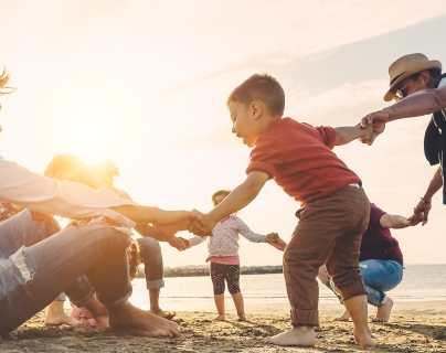 La importancia de la cercanía de los tíos en la crianza de los hijos