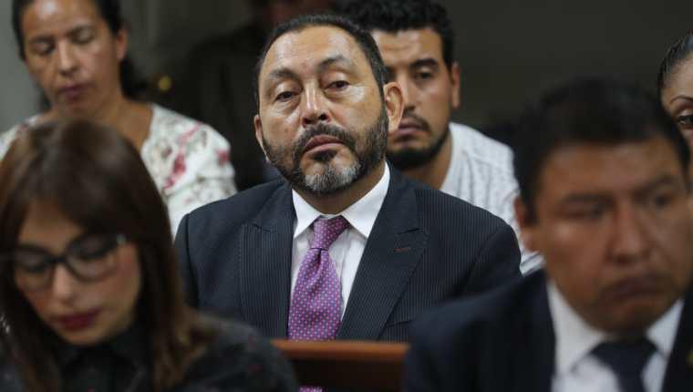 El exministro Mauricio López Bonilla está vinculado a varios casos de corrupción. (Foto Prensa Libre: Hemeroteca PL)