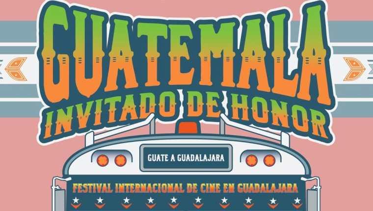 Más de 10 títulos guatemaltecos serán presentados en el Festival Internacional de Cine de Guadalajara. (Foto Prensa Libre: Facebook FICG)