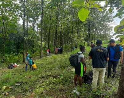 Termina la ilusión por llegar a EE.UU.: coyotes abandonan a nuevo grupo de migrantes haitianos, Policía los localiza entre cañaverales en una finca de Retalhuleu