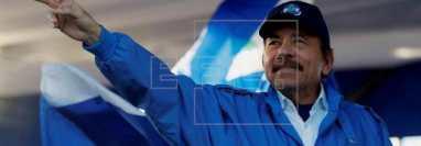 La OEA señala que hay deterioro en la situación de derechos políticos y humanos en Nicaragua, donde se mantiene al mando Daniel Ortega. (Foto Prensa Libre: EFE)