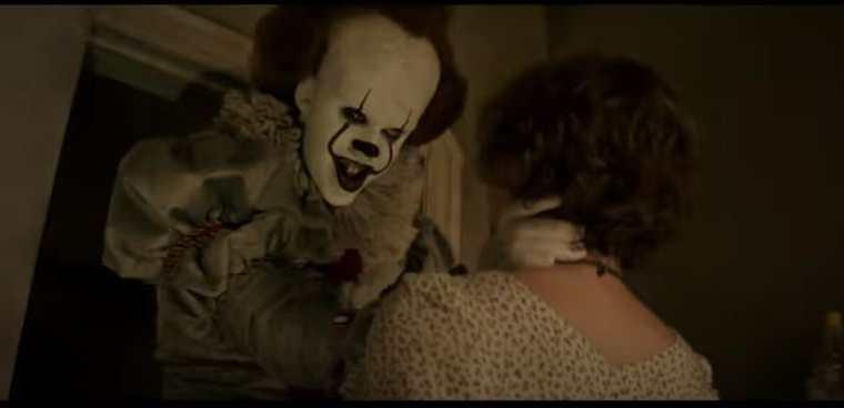 El payaso Pennywise aterrorizaba a los niños en la película basada en la novela It de Stephen King. (Foto Prensa Libre: Youtube)