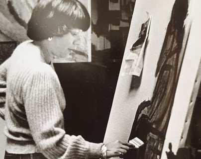 """Ingrid Klüssman y los 50 años de la galería El Túnel: """"El arte es un sentir. Sin él no habría vida"""":"""