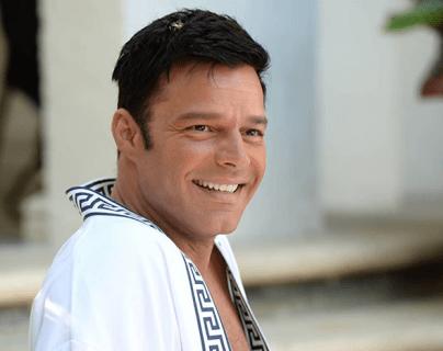 Esto dijo Ricky Martin acerca del supuesto retoque estético de su rostro