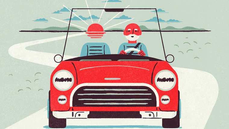 Cómo proteger a los conductores de edad avanzada en la carretera