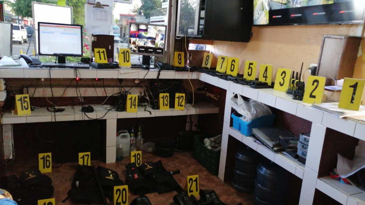 Esto se sabe sobre allanamientos en San Cristóbal por una empresa de seguridad privada ilegal