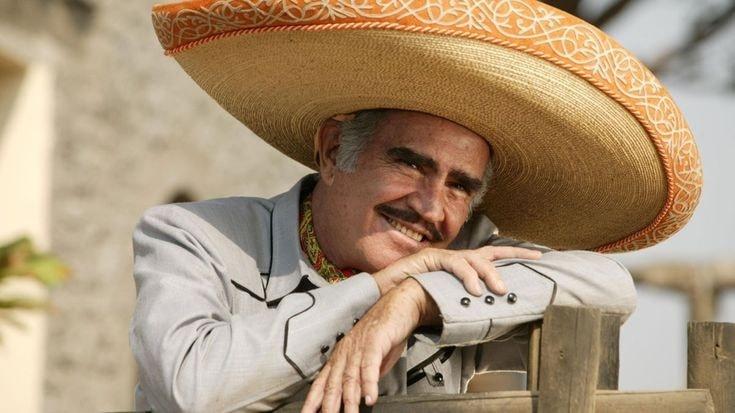 Vicente Fernández: el día que interpretó su propia muerte durante su faceta de actor