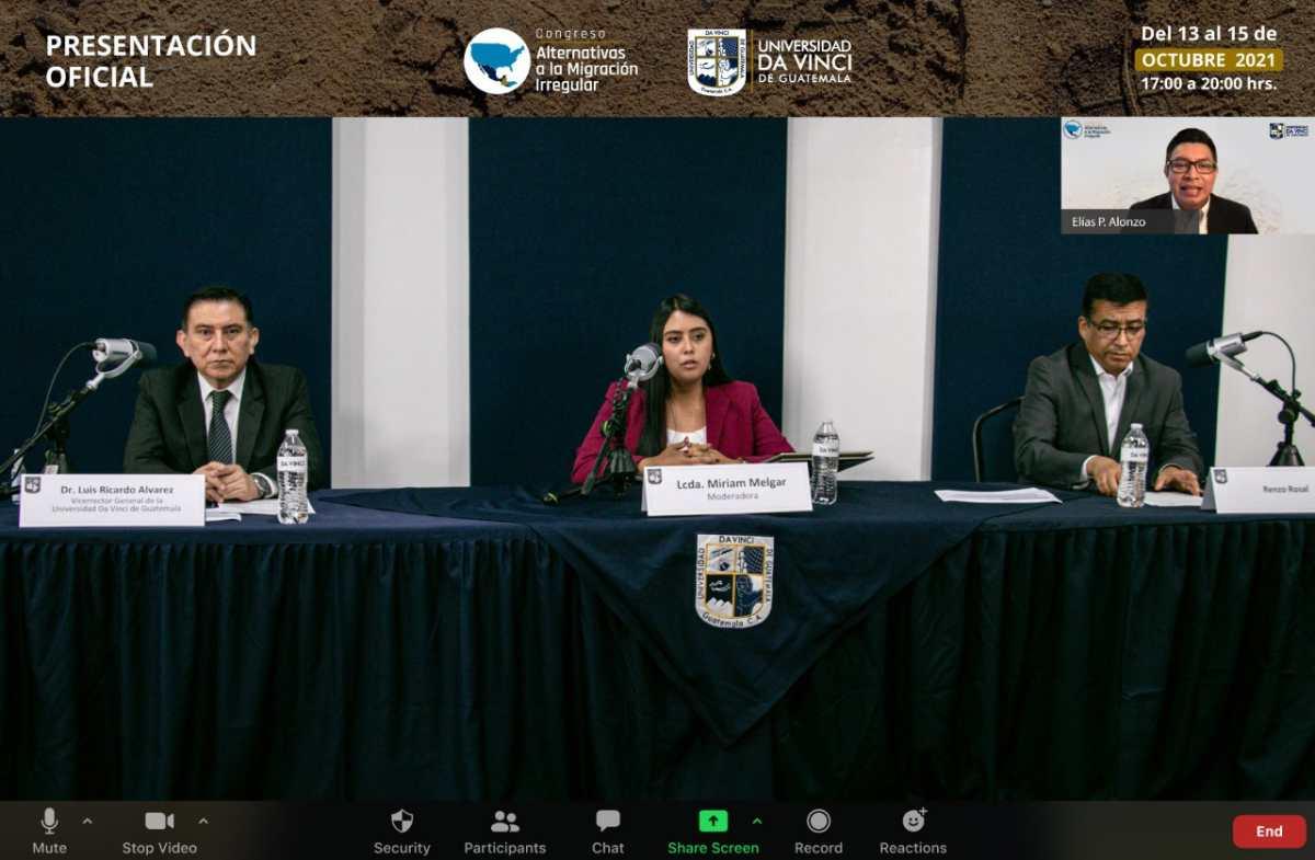Conversarán sobre las disyuntivas de la migración Irregular