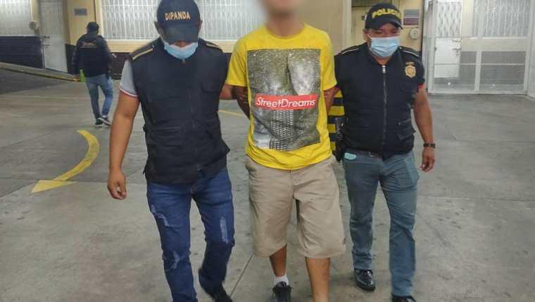Presuntos pandilleros son capturados por ataque a investigadores de PNC