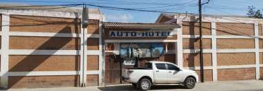 Este es el hotel que podría se utilizado por el MSPAS. Foto Prensa Libre: Senabed.