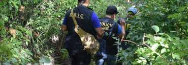 Los tres cuerpos fueron localizados en el basurero municipal de Zacapa. (Foto Prensa Libre: Cortesía Mayra Sosa)