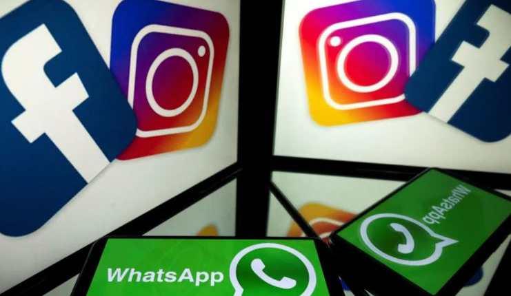 Usuarios acudieron a Twitter para reportar las fallas de los servicios de Facebook. (Foto: AFP)