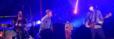 """Coldplay anuncia un gira mundial """"sostenible"""" para 2022. (Foto Prensa Libre: EFE)"""