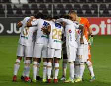 El conjunto crema viene de perder 4-3 frente a Saprissa por la Liga Concacaf. (Foto Comunicaciones FC).