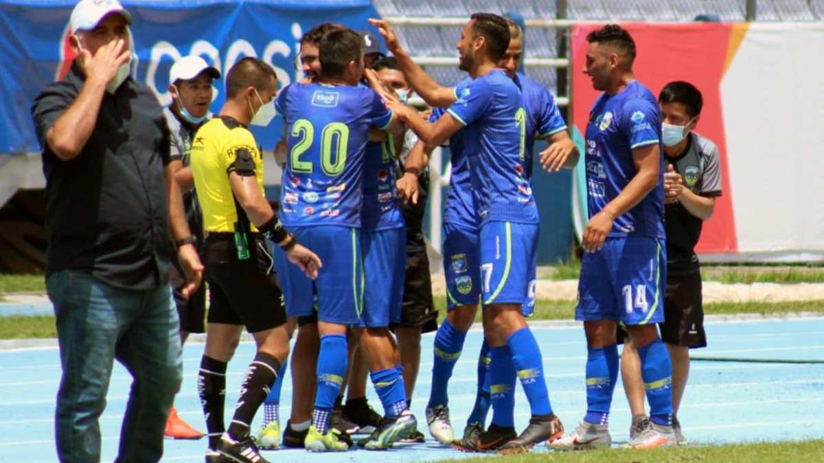 Comunicaciones no pasa del empate ante Sololá y es tercero en el Apertura 2021