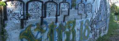 Las pandillas MS-13 y Mara 18 son responsables de la mayor parte de desapariciones forzadas en El Salvador y controlan amplias franjas del territorio nacional. [Foto de archivo]