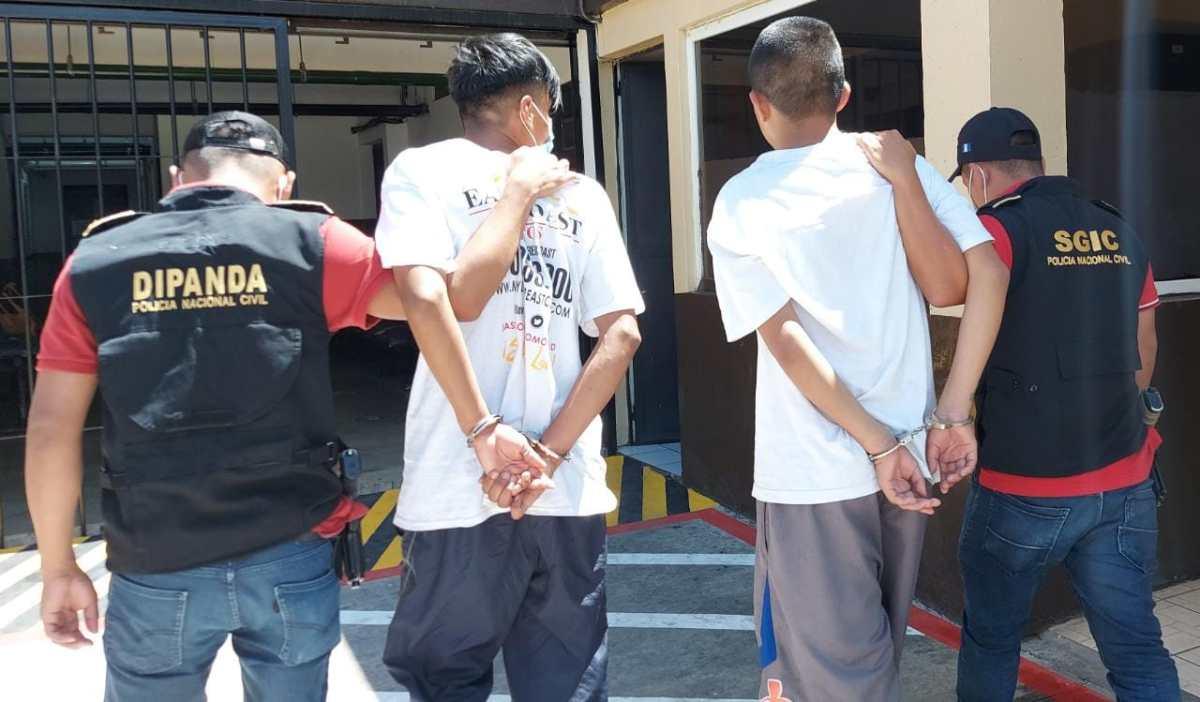 Violencia contra la mujer, extorsión, venta de droga: las detenciones hechas por la PNC este sábado