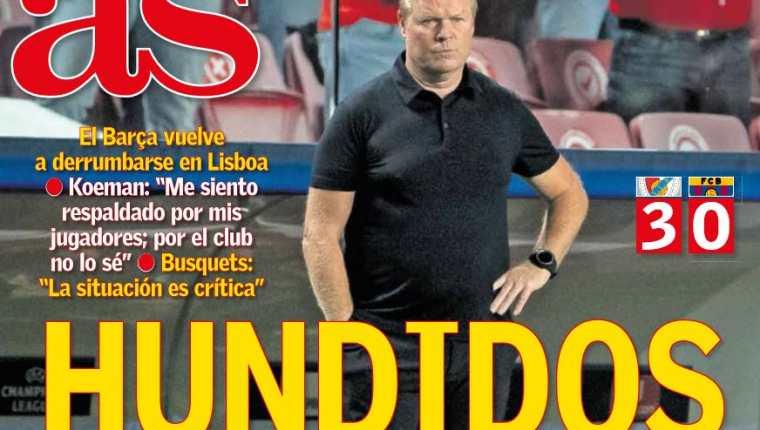 Los lectores de Prensa Libre podrán disfrutar de la información de AS en un suplemento semanal, que se publicará todos los viernes. (Foto Prensa Libre).