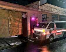 Hombre de nacionalidad colombiana fue encontrado sin vida dentro de la habitación de un hotel. (Foto Prensa Libre: CVB)