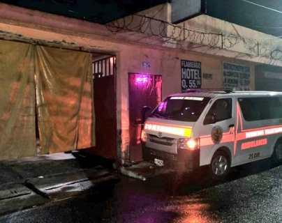 Qué se sabe del colombiano que apareció muerto en un hotel en Villa Nueva (y cuál es el reporte del MP)