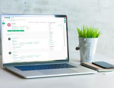Bunker DB es un software especializado que reúne en una sola plataforma las aristas necesarias para resolver todas aquellas necesidades para el posicionamiento de una empresa. foto Prensa Libre. Cortesía.