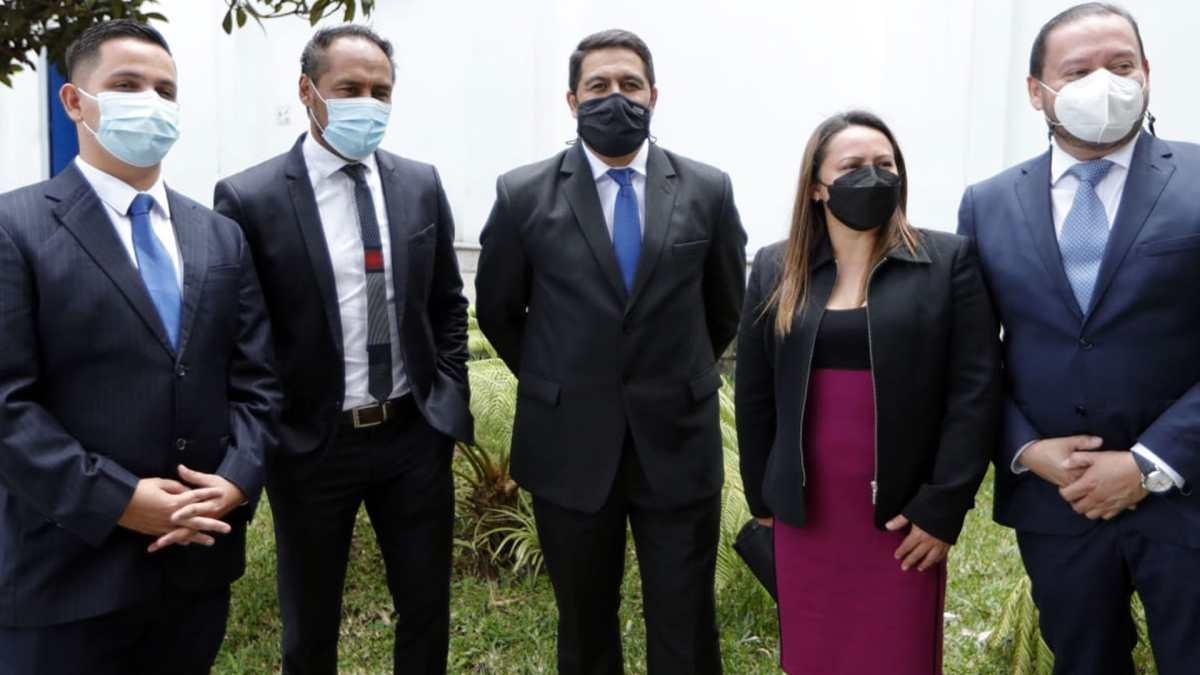 El Comité Olímpico Guatemalteco tiene nuevo virtual presidente, el exfutbolista Jorge Rodas