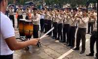 San Pedro Carchá celebra tarde cultural, mientras el municipio está en alerta roja. (Foto Prensa Libre: Facebook)