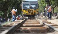 En el caso de Ferrocarriles de Guatemala, su objetivo principal es restaurar, revitalizar y revalorizar el patrimonio ferroviario. (Foto Prensa Libre: Érick Ávila)
