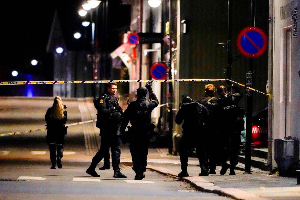 Noruega: desquiciado sujeto con arco y flechas mata a varias personas y es detenido
