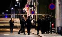 Varias personas resultaron heridas y algunas murieron en un ataque con un arma, se supone que es un arco y flechas. El autor fue arrestado y la policía en Noruega. (Foto Prensa Libre: EFE)