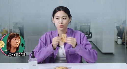 El juego del calamar: el divertido video donde los protagonistas muestran si pueden ganar el juego de la galleta (y otros retos)