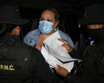 Ligan a proceso a sobrina de Sandra Torres, señalada de lavado de dinero, defraudación tributaria y estafa