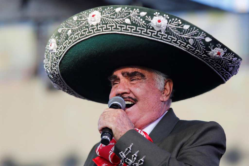 Vicente Fernández: revelan el último reporte médico sobre la salud del cantante y dan detalles de su condición respiratoria